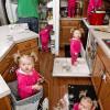 10 increíbles fotos que un padre hizo a su hija