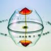 Increíbles fotos en alta velocidad de gotas de agua | Las mejores