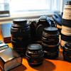 La cámara analógica y la cámara digital (I)
