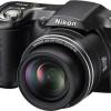 Nikon Coolpix L100, con zoom óptico de 15 aumentos