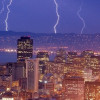 Técnicas para fotografías de tormentas