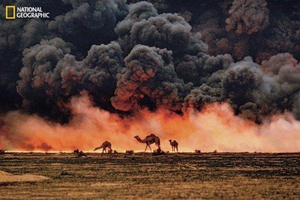 125-anos-de-fotografia-de-national-geographic-guerra-del-golfo