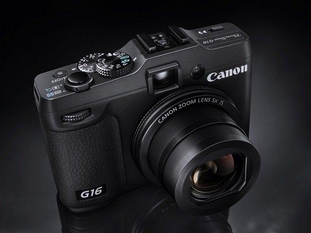 Canon Powershot G16 3
