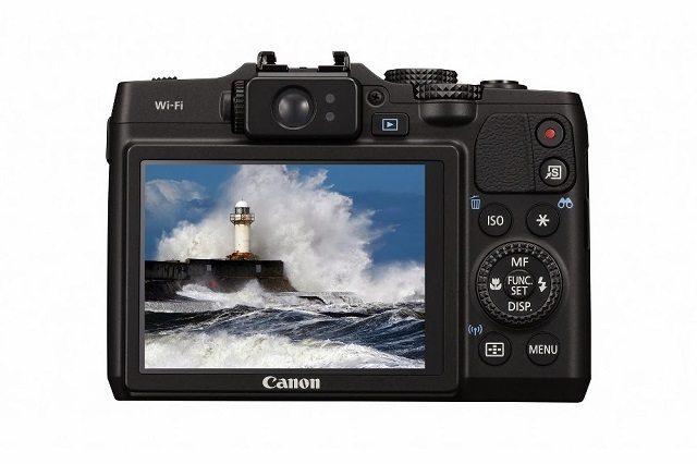 Canon Powershot G16 6