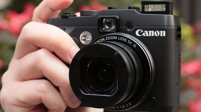 Canon Powershot G16 7
