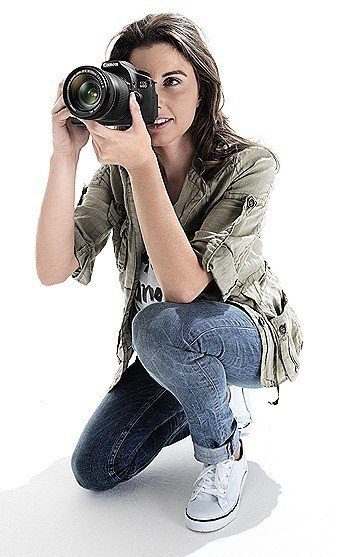 EOS 60D VIEWFINDER WOMAN