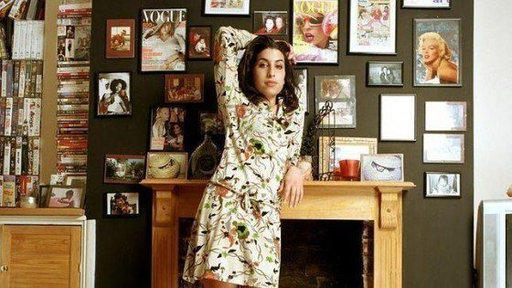 Foto inédita de Amy Winehouse