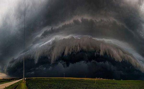 Imagen 1 tormenta Illinois