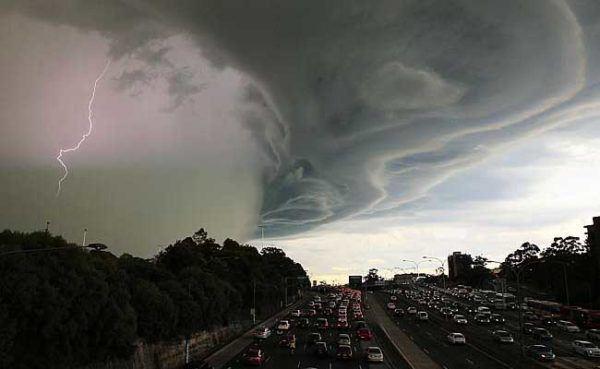 Imagen 4 tormenta Sydney