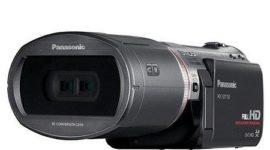 Panasonic y la nueva videocámara 3D