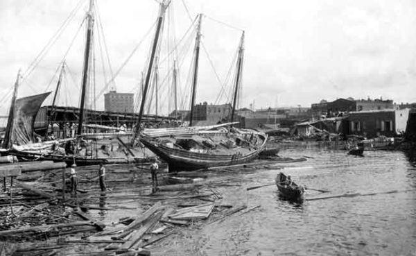 Septiembre 1929 Miami Tormenta