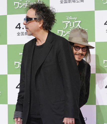 Tim Burton-Johnny Depp
