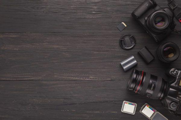 Accesorios basicos de fotografia limpieza