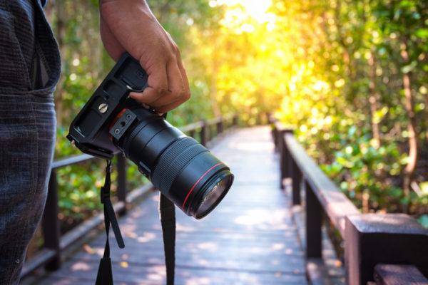 Accesorios basicos de fotografia mochila