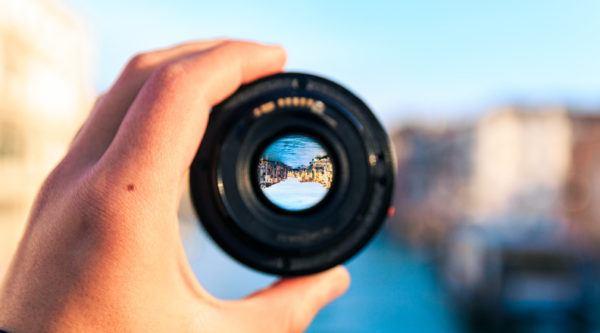 Accesorios basicos de fotografia objetivo