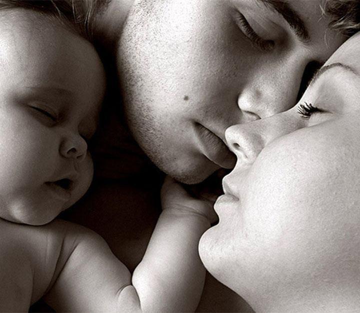 Bed Love Kiss Hug