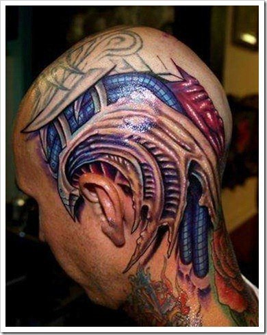 bio-mechanical-on-my-head-tattoo-47050