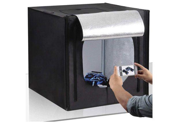 Caja de luz portátil Amzdeal