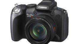 Canon PowerShot SX10 IS, una cámara irresistible
