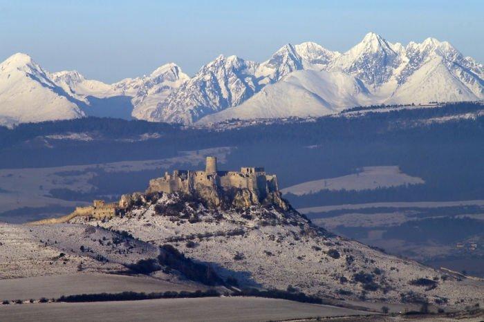 castillo eslovaquia