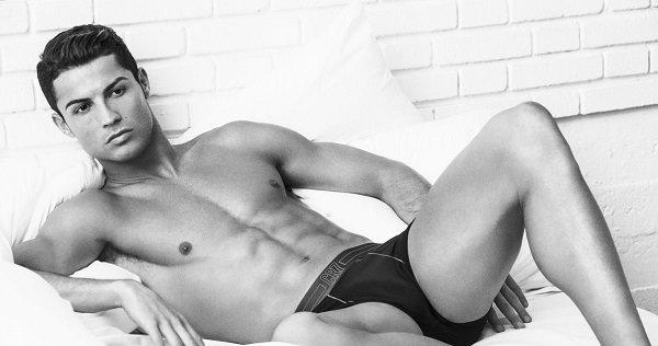 cristiano ronaldo modelo