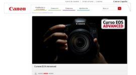 ¿Quieres realizar un curso Canon gratis?