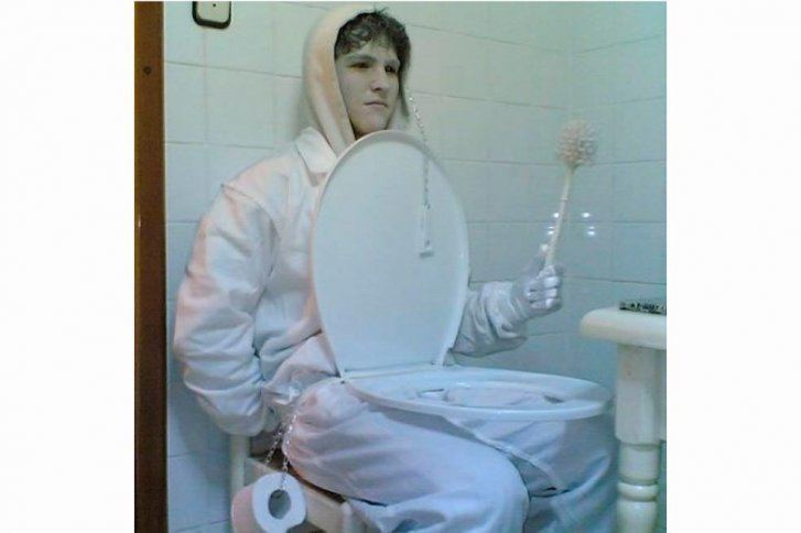 disfraz-wc