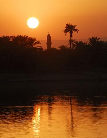 egipto-atardecer