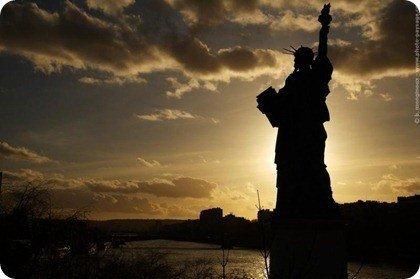 estatua de la libertad fotogrfia