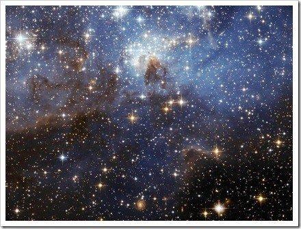 estrellas espacio