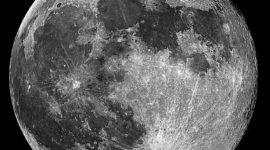 Las mejores fotos de la Luna