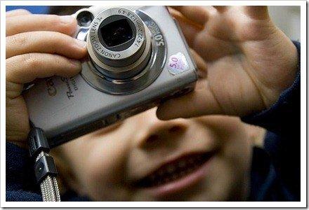 fotografia niño