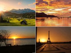 Consejos para hacer fotos al amanecer