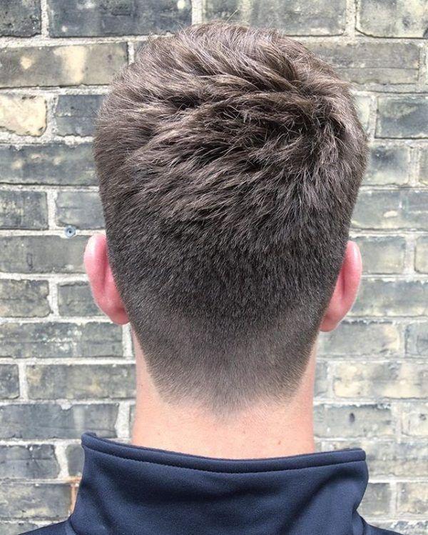 Fotos cortes de pelo corto hombre corto recto clasico