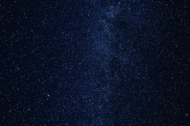 Fotos luna estrellas