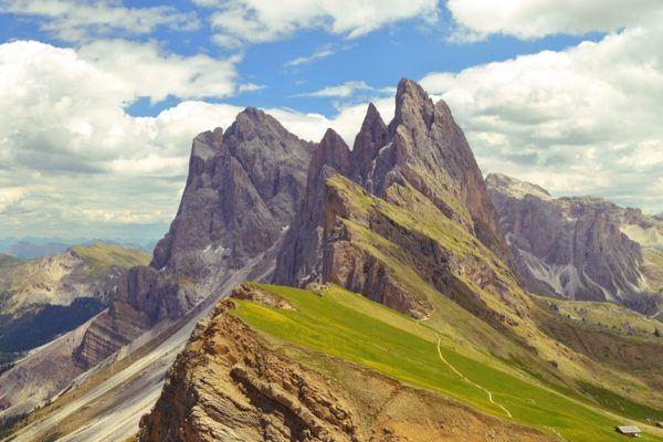 Fotos pasiajes naturales Montañas odle