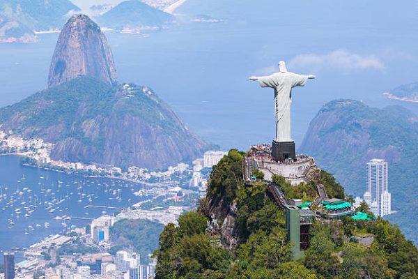 Fotos siete maravillas mundo Cristo Redentor brasil