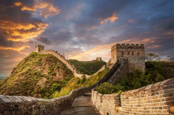 Fotos siete maravillas mundo muralla china