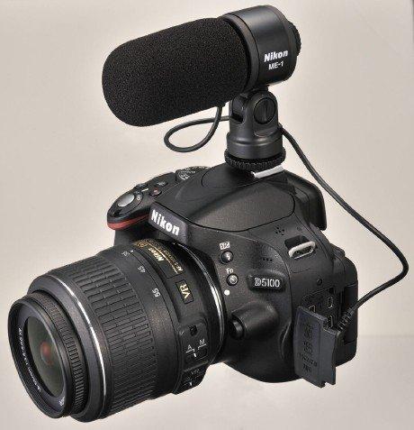 grabar con camara reflex