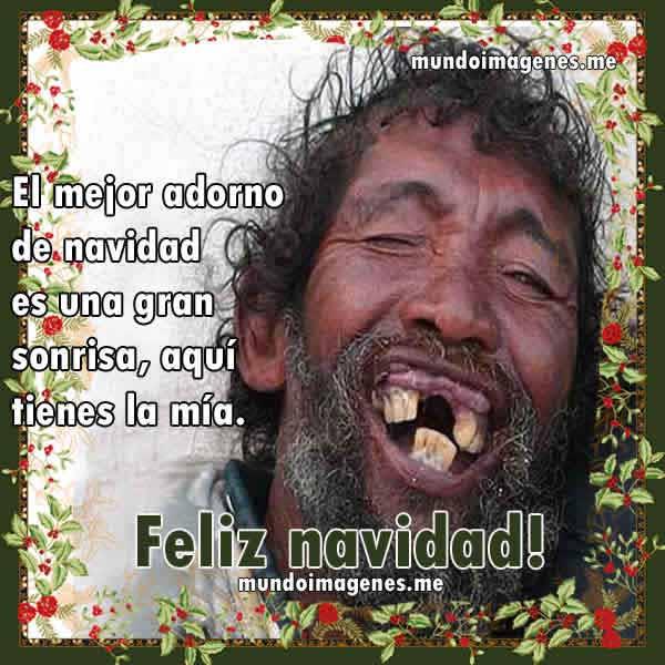 imagenes-de-navidad-chistosas-sonrisa