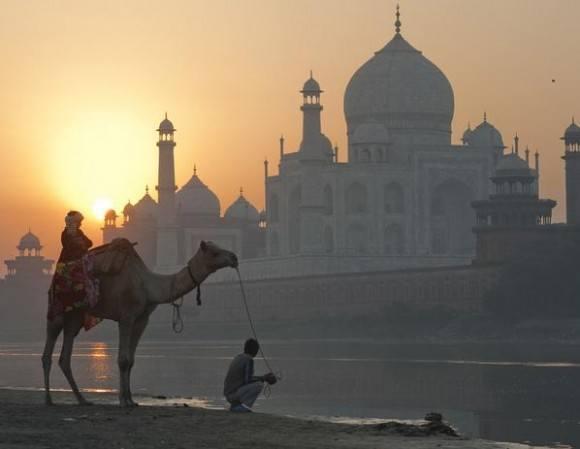 india-atardecer