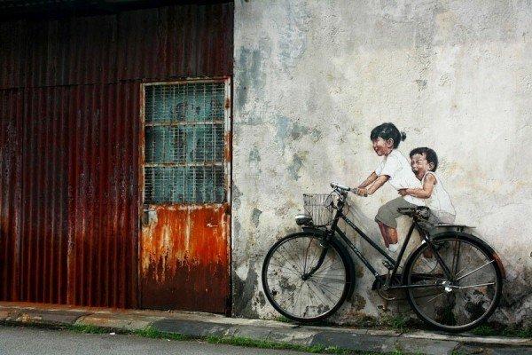 las-mejores-fotografias-de-arte-callejero-o-urbano-graffiti-bicicleta