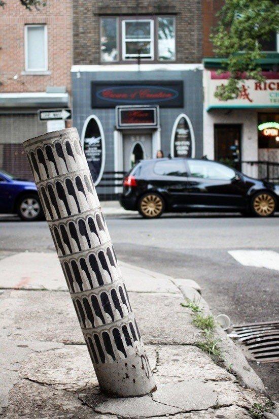las-mejores-fotografias-de-arte-callejero-o-urbano-torre-de-pisa