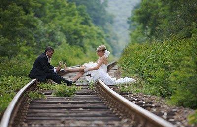 las-mejores-fotos-de-bodas-tren