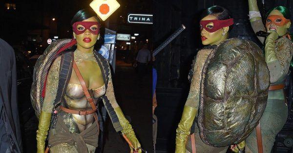 las-mejores-fotos-de-disfraces-para-halloween-2015-rihanna-tortuga-ninja
