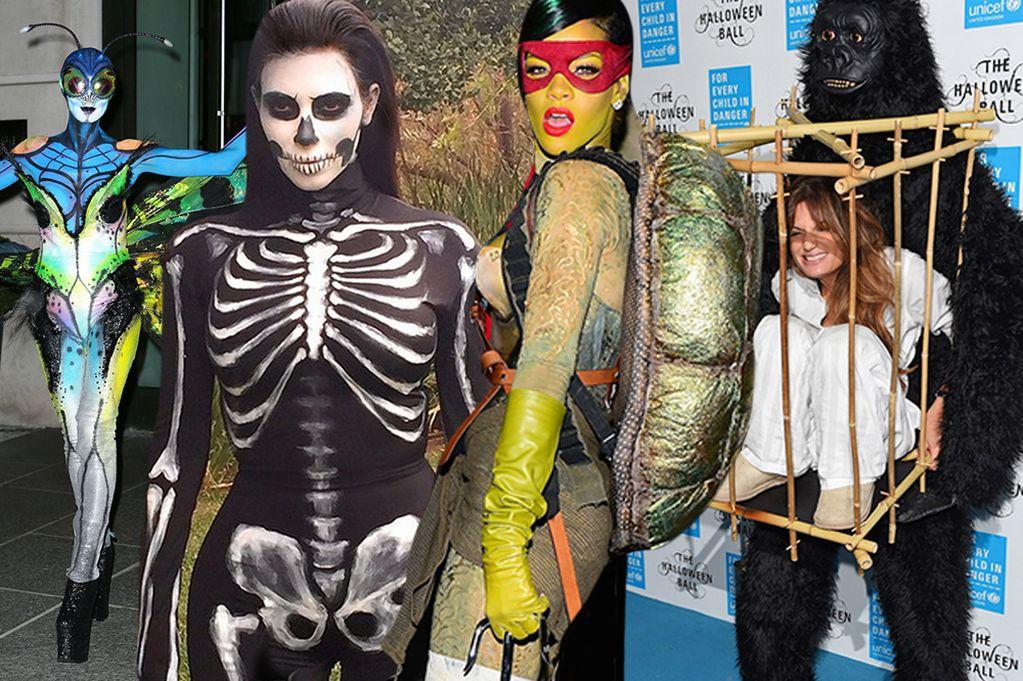 De 115 Fotos De Halloween 2018 Maquillaje Y Disfraces - Trajes-de-jalowin