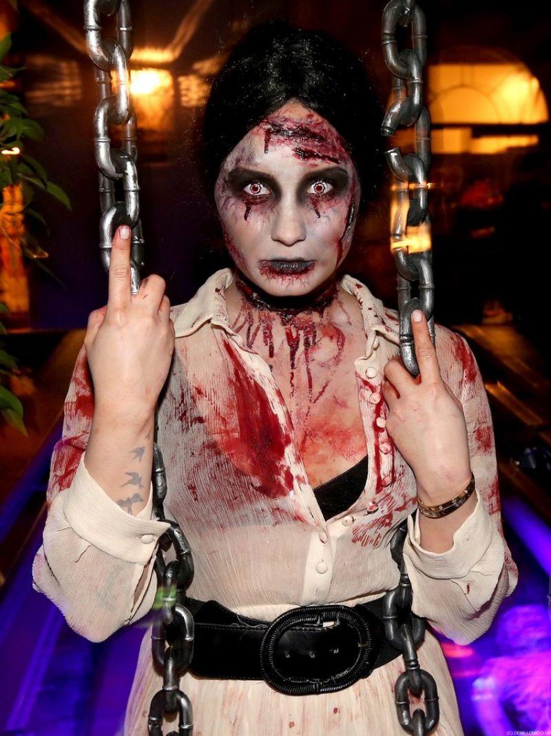 las-mejores-fotos-de-disfraces-para-halloween-demi-lovato-zombi