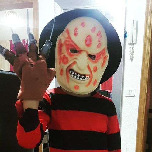 Disfraz de Freddy Halloween