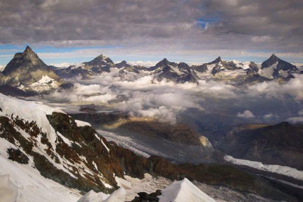 Las mejores fotos de europa glaciar