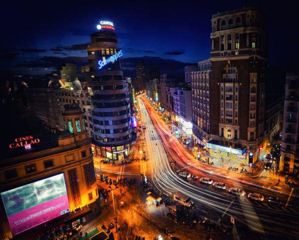 Las mejores fotos de europa madrid